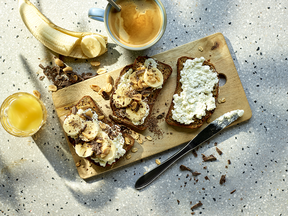 recipe Provital Banana choc